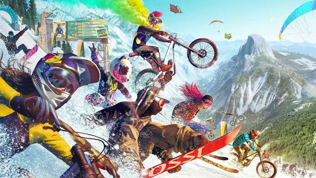 Sports Sandbox Riders Republic enlève son casque jusqu'à plus tard dans l'année