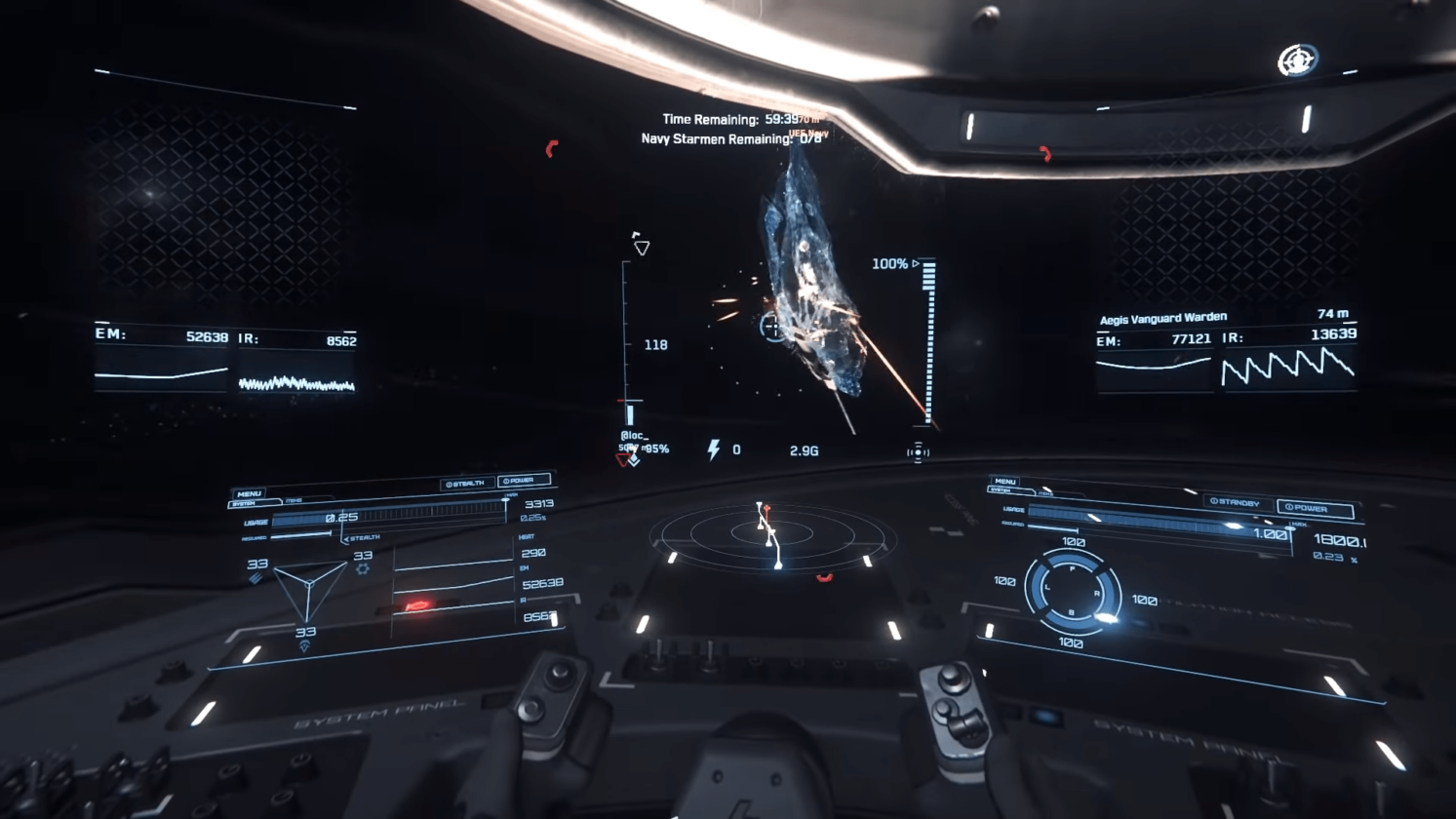 Star Citizen Sets Another Record Breaking Crowd Funding Year While Moving More Goalposts