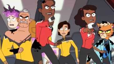`` Star Trek: Lower Decks '': Amazon publie une parodie de la franchise qui respire beaucoup plus d'amour et de dévotion que des alternatives plus sérieuses