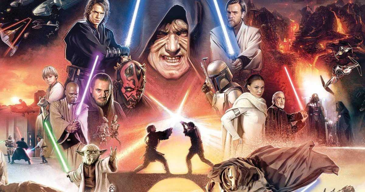 Star Wars Prequel Trilogy Obtient Un Nouveau Nom Dans La
