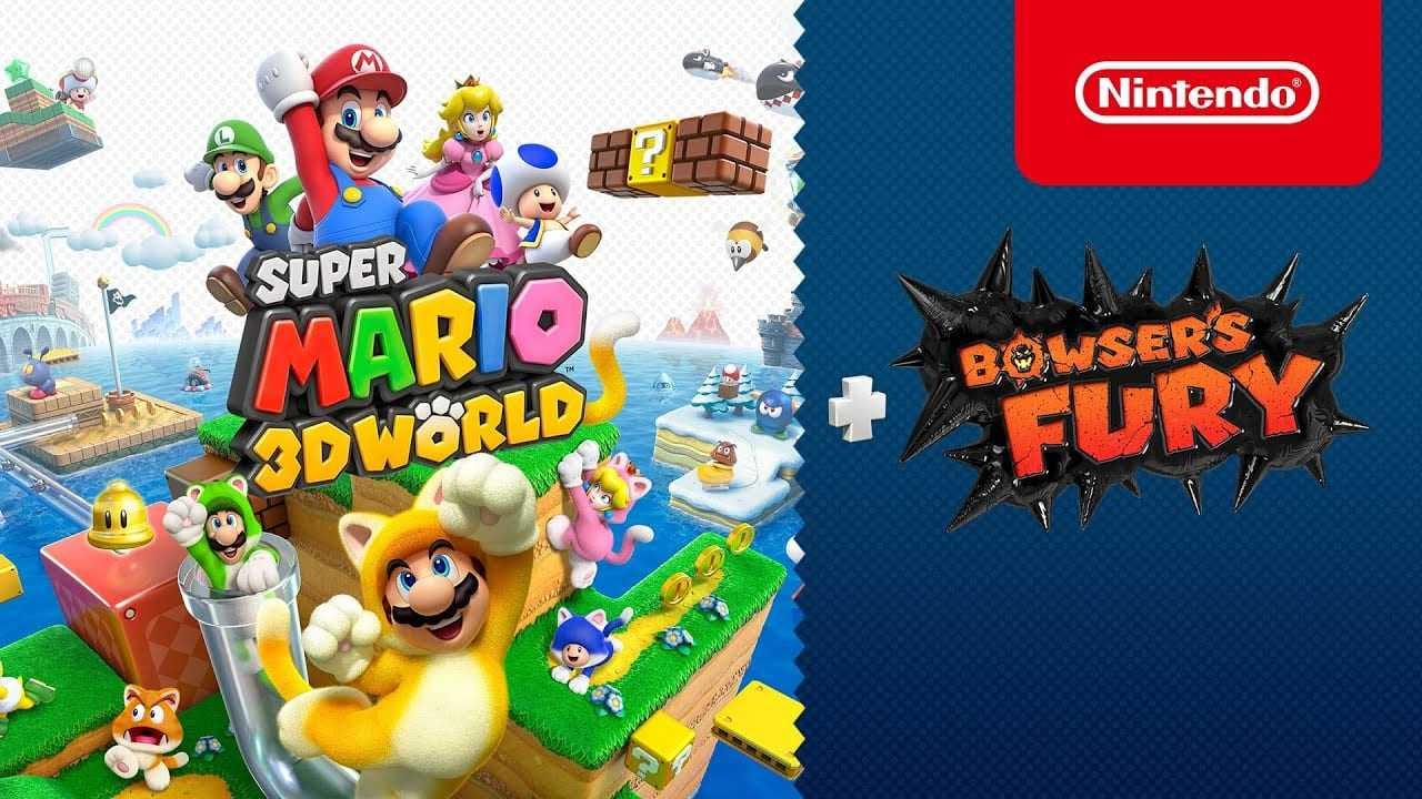 Super Mario 3d World + Bowser's Fury: Les Fans De