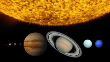 Survol D'astéroïdes, Nouvelle Lune, Mercure S'aligne Avec Saturne Et Jupiter: