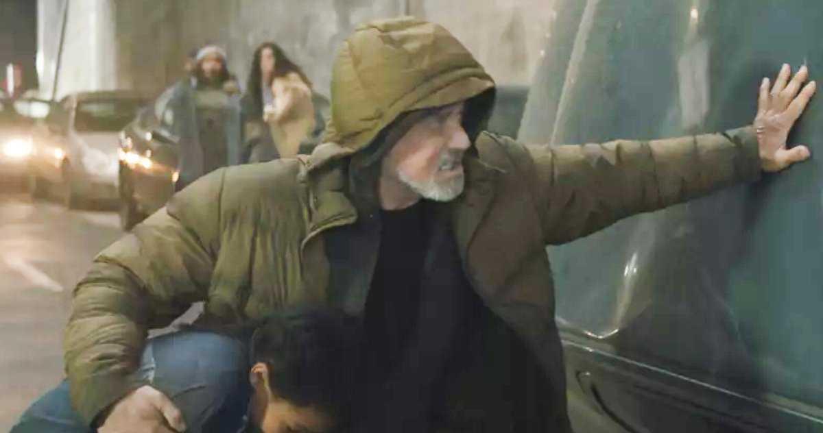 Sylvester Stallone Est Un Super Héros De La Vieille école Dans