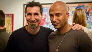 System Of A Down's Serj Tankian & Rage Against The