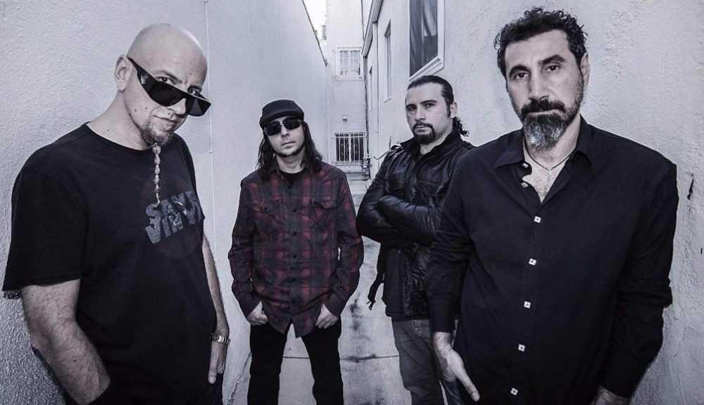 System Of A Down: Serj Tankian Et Shavo Odadjian Parlent