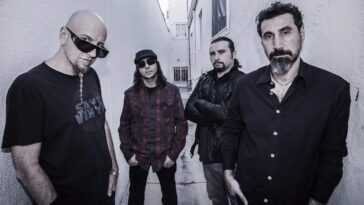 System Of A Down Organisera Un Concert Virtuel Pour Collecter