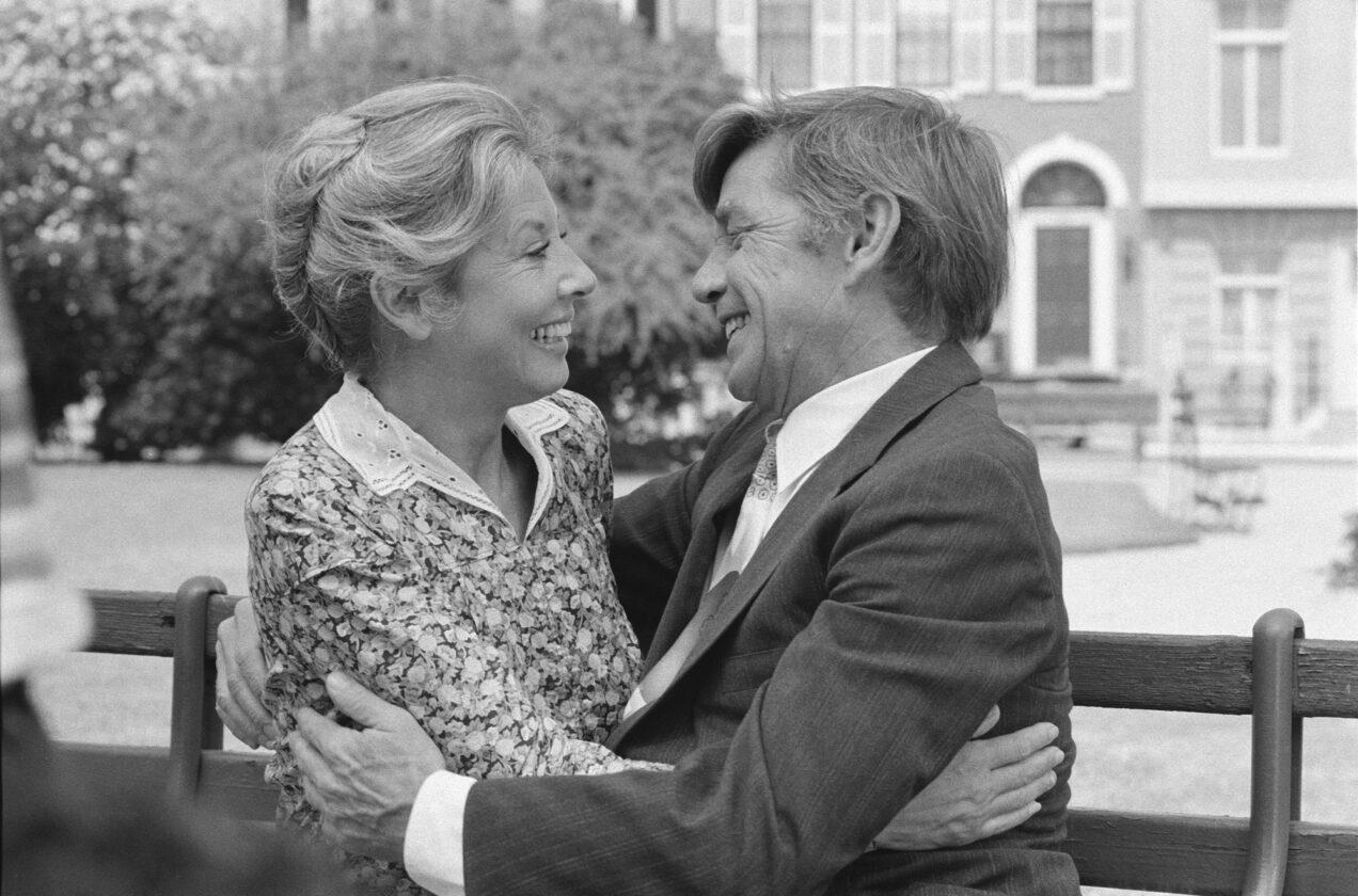 `` The Waltons '': L'histoire d'amour d'Olivia et John n'était pas seulement à l'écran