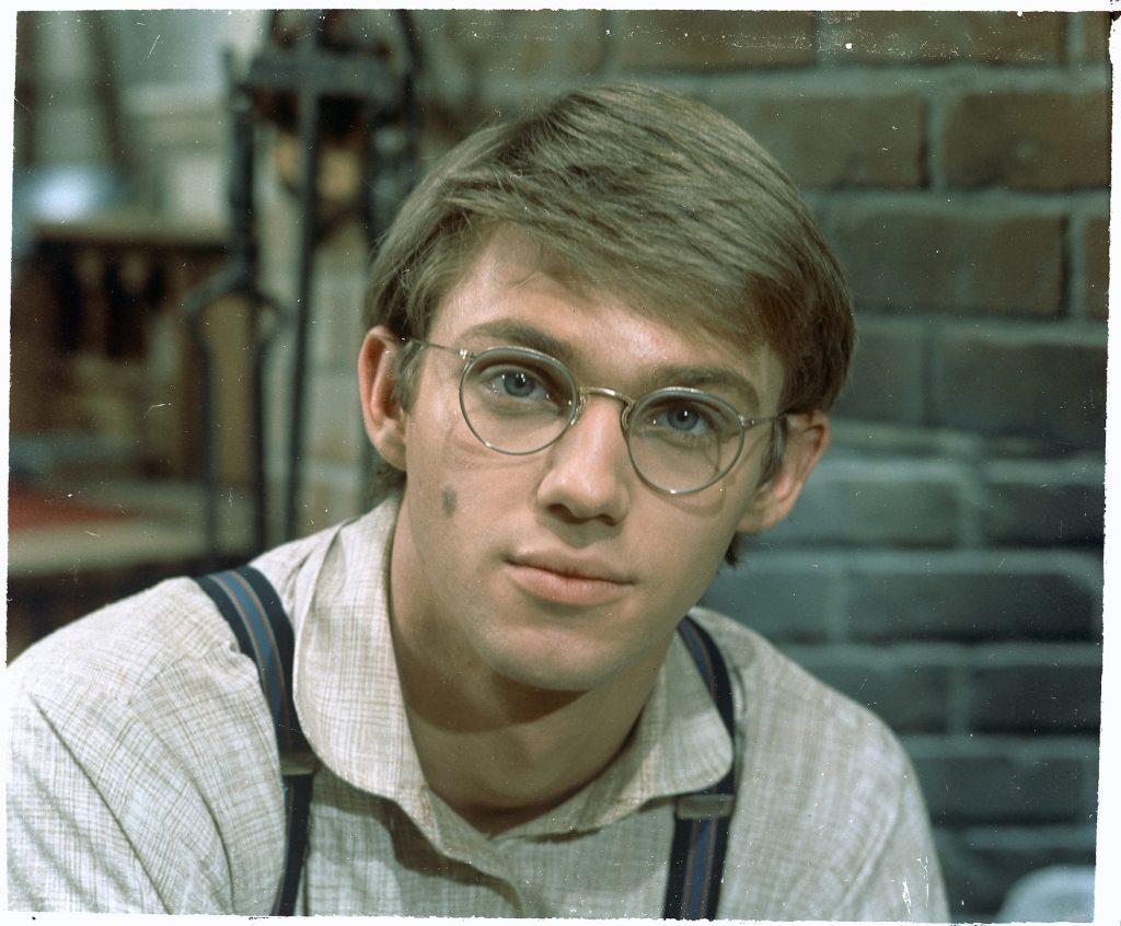 Richard Thomas comme John-Boy Walton sur 'The Waltons'