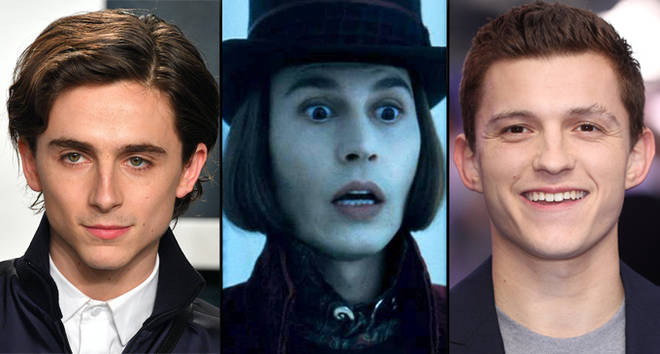 Timothée Chalamet ou Tom Holland pourraient jouer Willy Wonka dans un nouveau film préquel