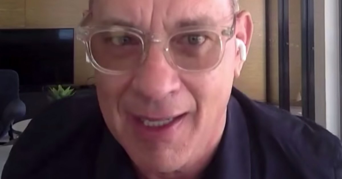 Tom Hanks Montre Un Nouveau Look Chauve En Tant Que