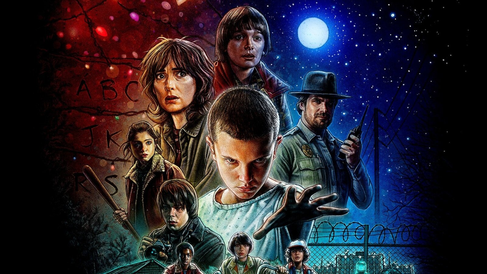 Les meilleures alternatives X à Stranger Things sur Netflix