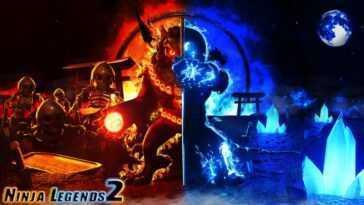 Tous Les Domaines D'entraînement Dans Roblox Ninja Legends 2