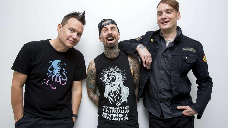 Travis Barker Confirme Qu'un Nouvel Album De Blink 182 Est En