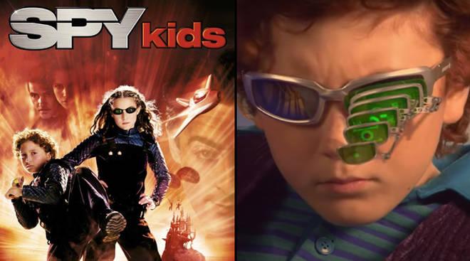 Le redémarrage de Spy Kids est en cours de développement