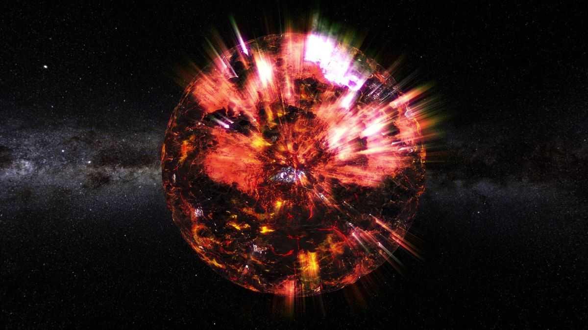 Un Radiotélescope Maintenant Mort Trouve Une étrange étoile D'araignée Venimeuse