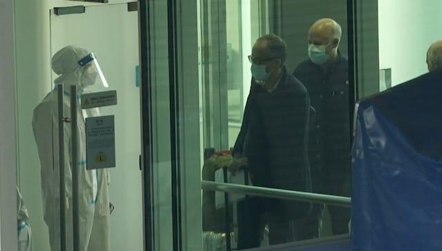 Une équipe d'experts de l'OMS arrive à Wuhan pour commencer à enquêter sur les origines de la pandémie de COVID-19