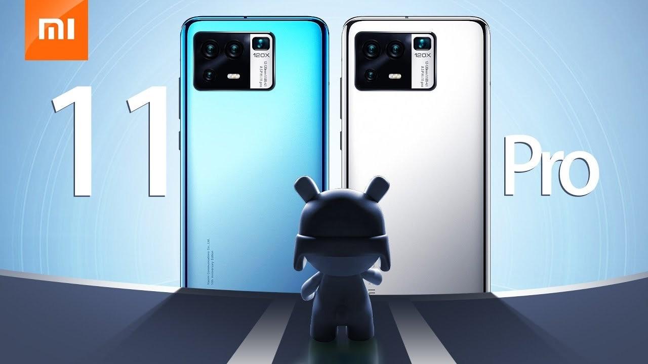 Une Fuite De Xiaomi Mi 11 Pro Donne Un Indice
