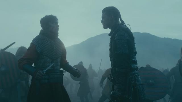 Ivar a été poignardé par un soldat sur le champ de bataille (Photo: Amazon)