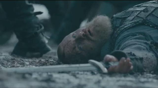 Bjorn Ironside était connu pour n'avoir reçu aucune blessure lors des batailles (Photo: Histoire)