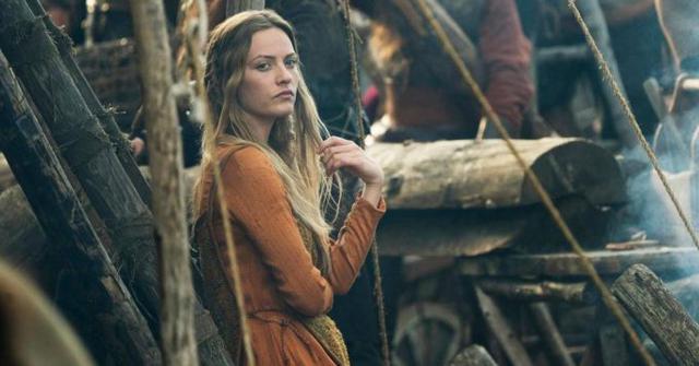 Ingrid était une sorcière avec la faveur des dieux (Photo: Histoire)