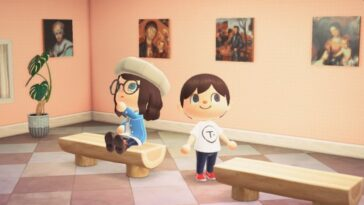 Virtually Visit The Thyssen Museum And Download Custom Painting Designs In Animal Crossing: New Horizons