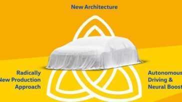 Volkswagen. Project Trinity Anticipe Le Futur Haut De Gamme électrique
