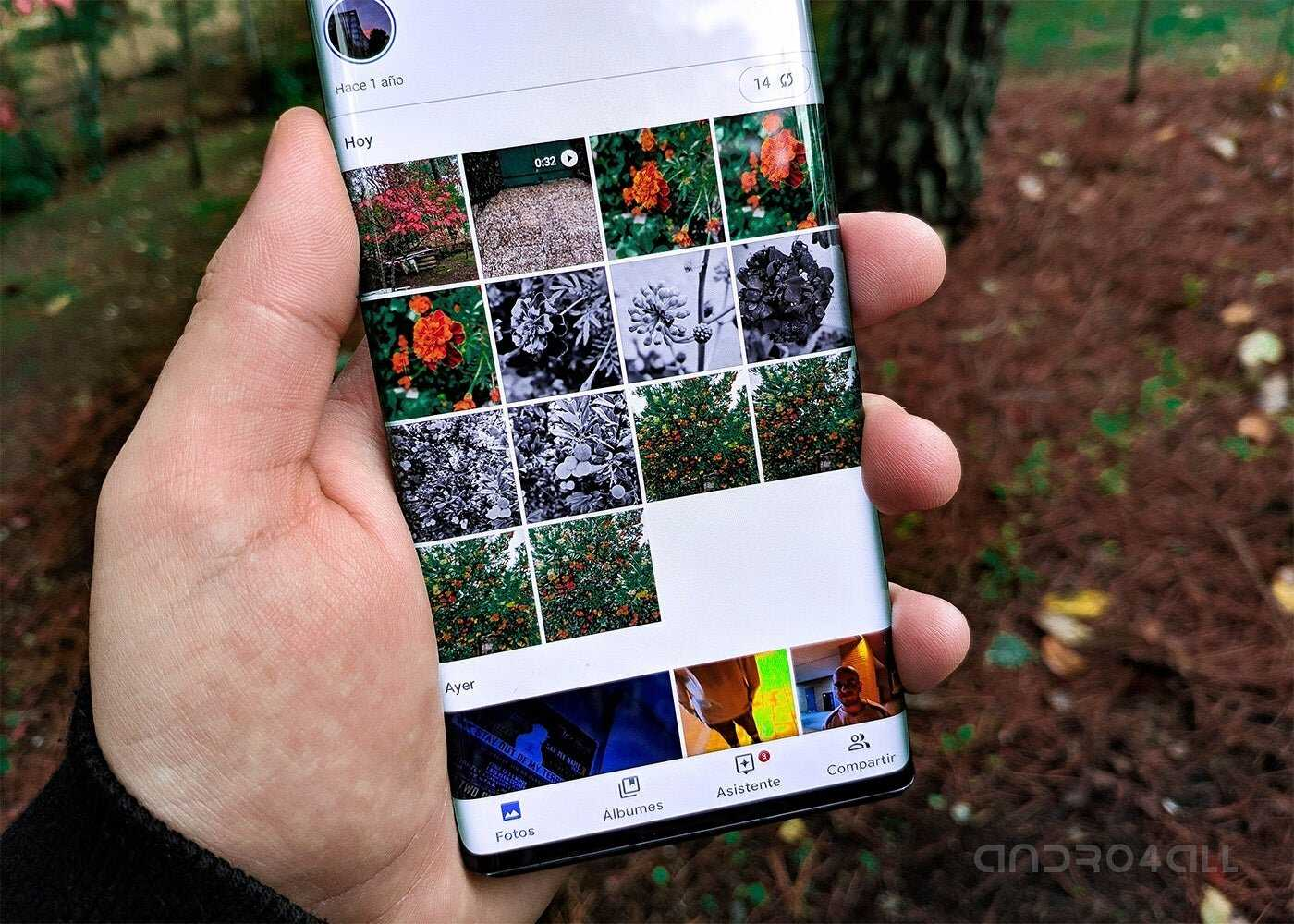 Huawei Mate 30 Pro Google Photos