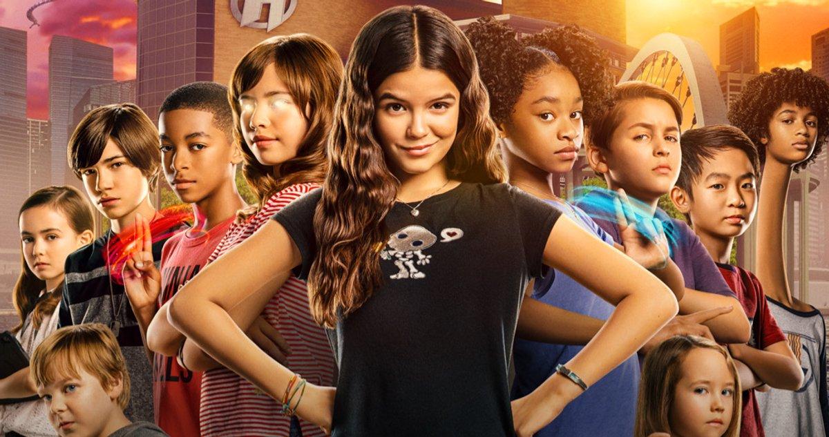 We Can Be Heroes 2 Se Passe Officiellement Sur Netflix