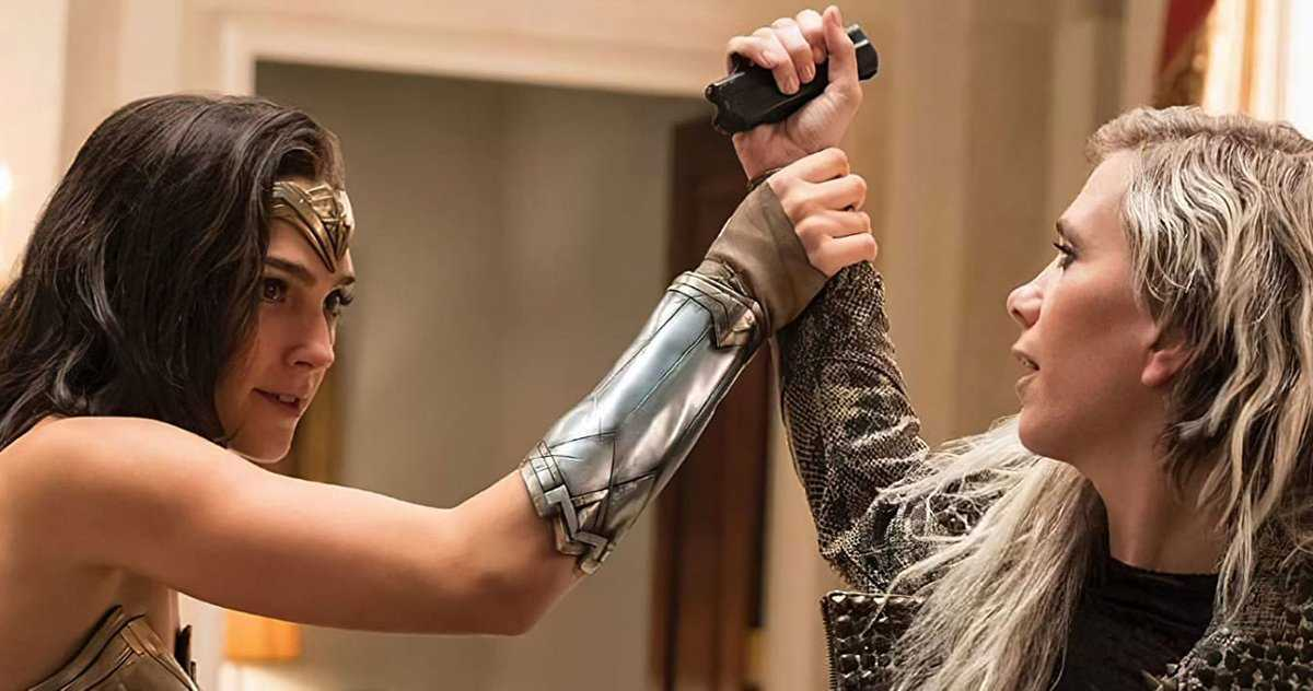 Wonder Woman 1984 Remporte Le Troisième Week End Au Box Office Avec