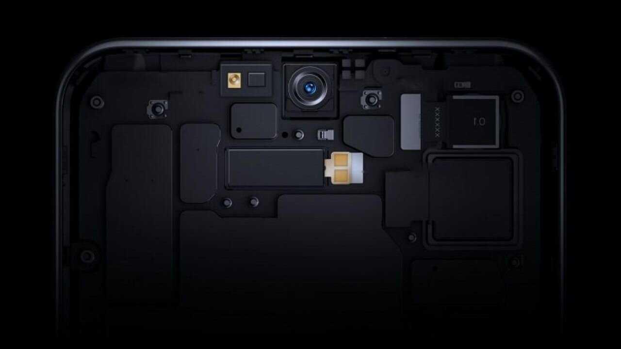 ZTE lancera un autre mobile avec une caméra sous l'écran, le ZTE Axon 30
