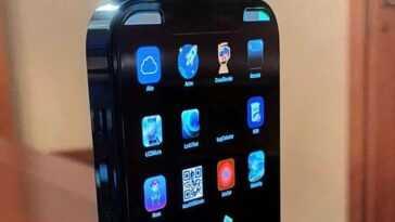 Iphone 12 Pro: Un Prototype Repéré Avec Le Logiciel Interne