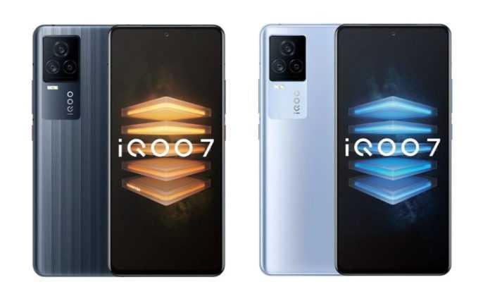 Iqoo 7 Avec Snapdragon 888, écran Amoled 120 Hz Devient