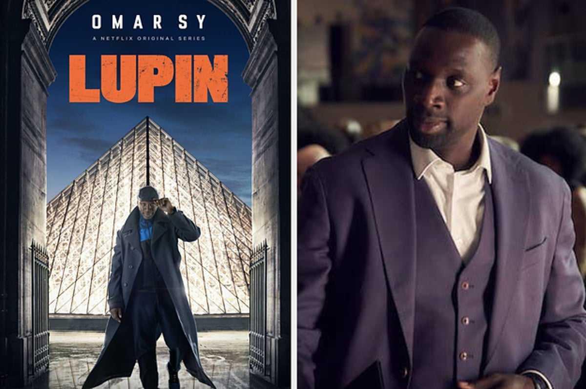 Lupin Partie 2 Netflix