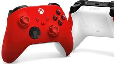 Mando De Xbox En Rojo.jpg