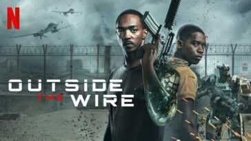 Outside The Wire Wide