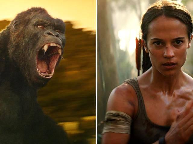 En route pour de nouvelles aventures: King Kong et Lara Croft seront bientôt disponibles sous forme animée sur Netflix.