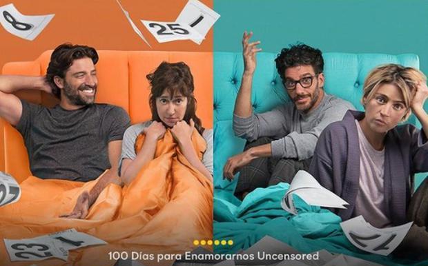 L'une des séries les plus populaires de 2020 était «100 jours pour tomber amoureux» qui, depuis sa première sur Netflix, figurait dans le Top 10 des séries les plus vues sur la plateforme (Photo: Instagram)