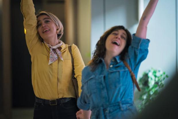 """Connie et Remedios ont voyagé ensemble à la fin de la saison 2 de """"100 jours pour tomber amoureux"""""""