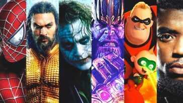 15 Plus Grands Films De Super Héros Au Box Office