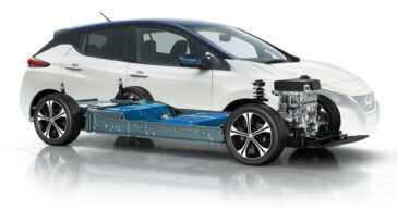 Nissan Et 4r Energy Ensemble Pour Donner «une Nouvelle Vie»