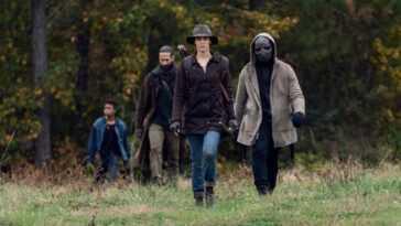 'The Walking Dead' montre de nouvelles images de ses prochains épisodes