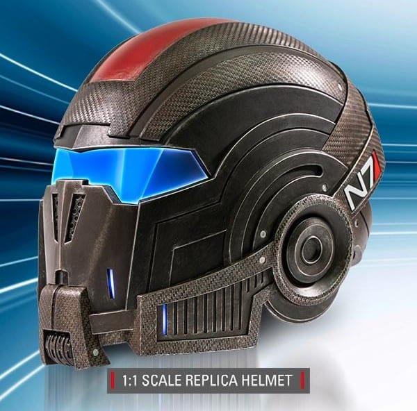 Casque Mass Effect Breather N7