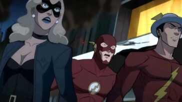 Justice Society: Détails Et Fonctionnalités Spéciales 4k Uhd De La