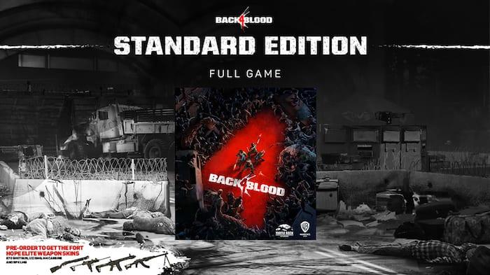Back 4 Blood - Édition Standard