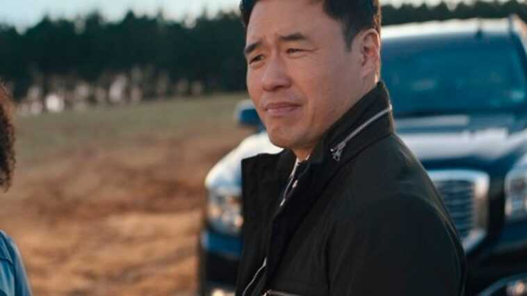 """WandaVision"": Randall Park veut un spin-off de l'agent Woo"
