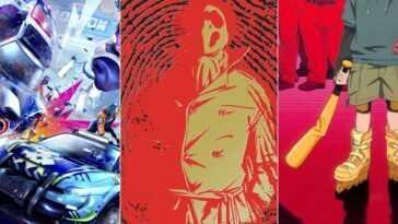 Six plans de week-end à ne pas manquer: 'Destruction Allstars', 'Rorschach', 'Paranoia Agent' et plus