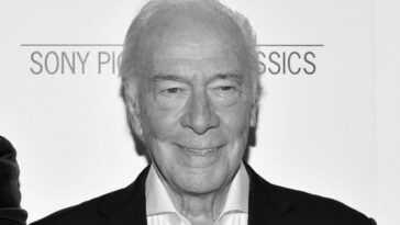 Christopher Plummer, légende du cinéma et oscarisé, est décédé
