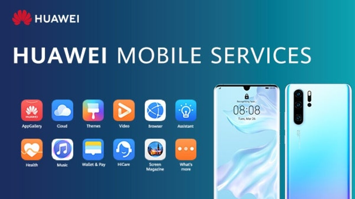 Ainsi, vous pouvez facilement installer Google Play sur les téléphones Huawei