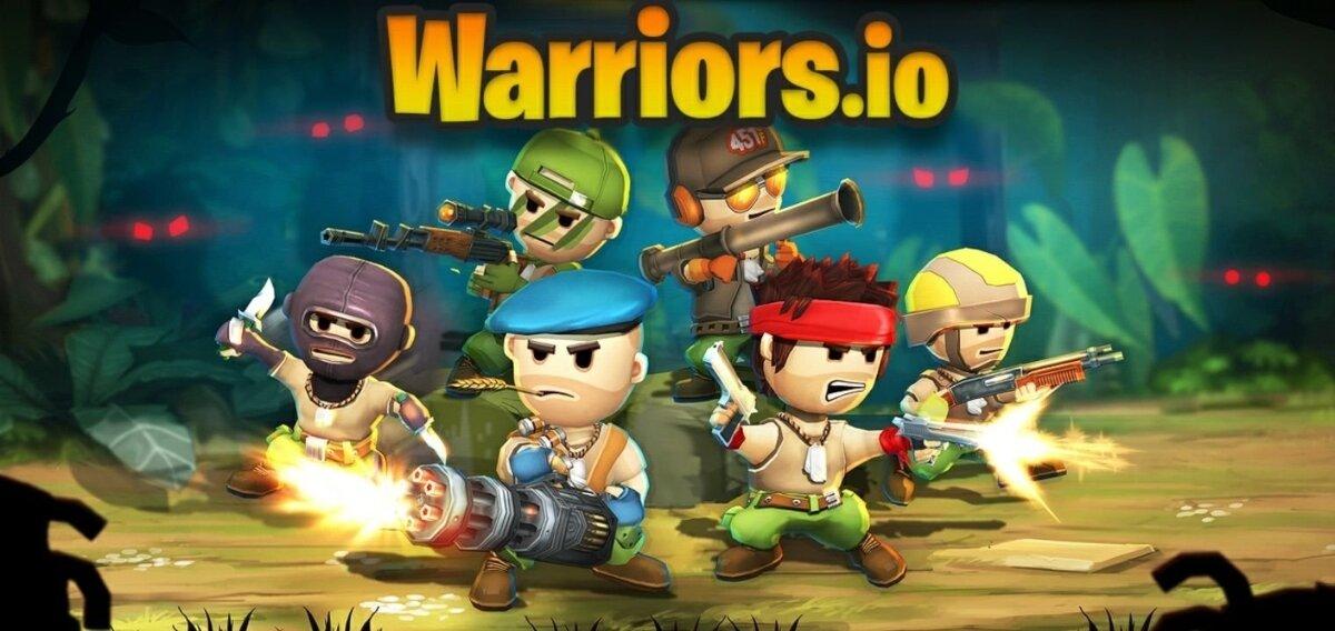 Jeu Warriors.io