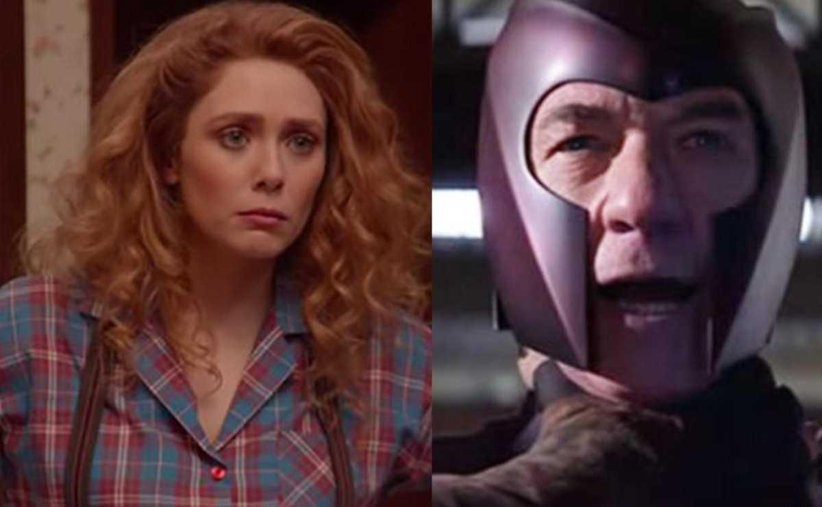"""""""WandaVision"""": la série fait référence à Magneto"""